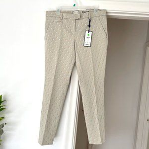 SEDUCTIVE Tailored Trousers Stretch Ankle Pants